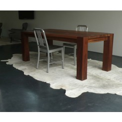 Double Dutch Cowhide Rug